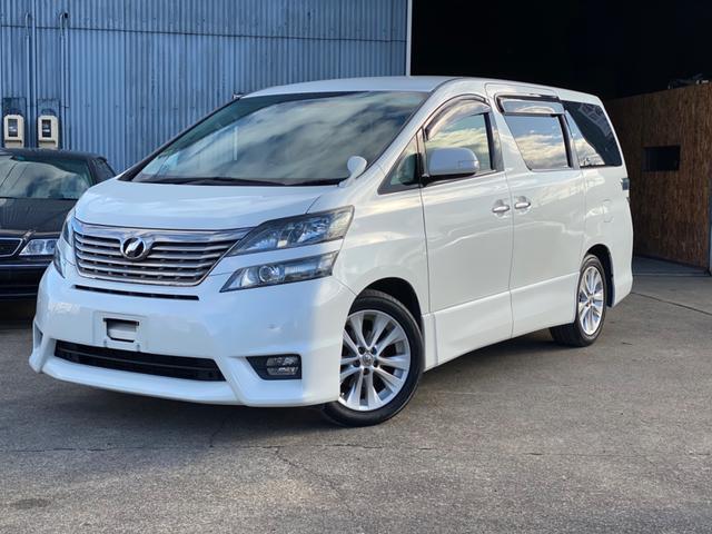 トヨタ 3.5Z 両側電動スライドドア ナビTV ETC