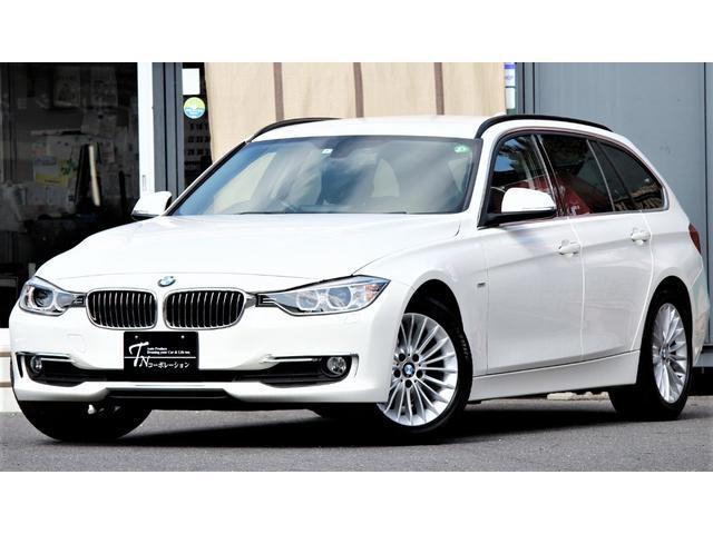 BMW 3シリーズ 320dラグジュ本革SナビTVBカメラPゲートETCドラレコ