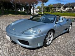 フェラーリ 360モデナF1 V8気筒 DOHC