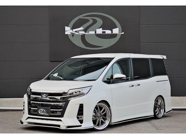 トヨタ 新車コンプリート-エアロ車高調19インチ