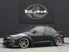 C−HRS−T 新車カスタムコンプリート KUHLフルエアロ VERZ20インチアルミホイール BLITZ車高調