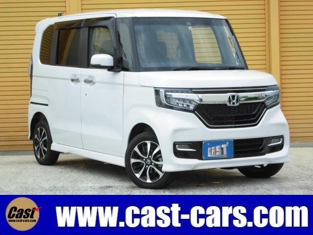 ホンダ G・EXホンダセンシング 4WD W電動ドア 8型ナビTV