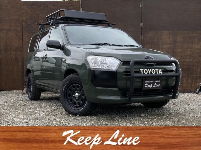 トヨタ DXコンフォート リフトアップ/タイヤホイル/ルーフラック/フロントグリル