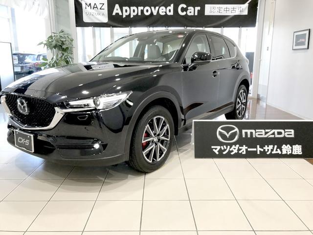 マツダ XD Lパッケージ 白革 BOSE付 4WD ナビ ドラレコ