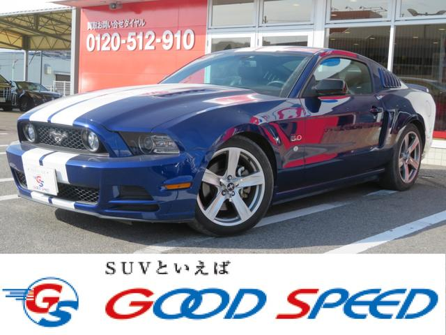 Photo of FORD MUSTANG V8 GT COUPE PREMIUM / used FORD