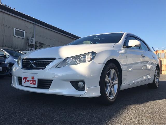 トヨタ 250G Sパッケージリラックスセレクション ナビ・テレビ