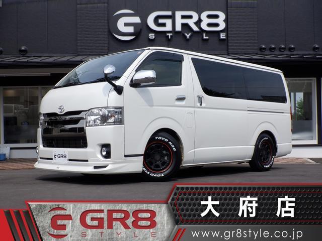 トヨタ スーパーGL Dプライム SD地デジナビ TOYO新品タイヤ