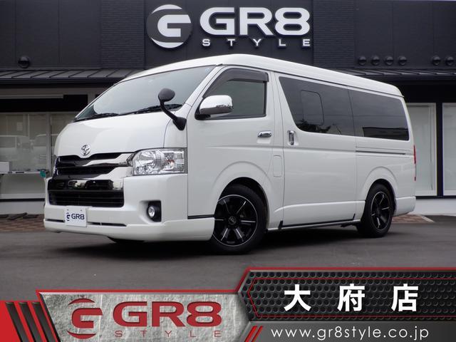 トヨタ ワイドスーパーGL 新品SD地デジナビ MTS17inアルミ