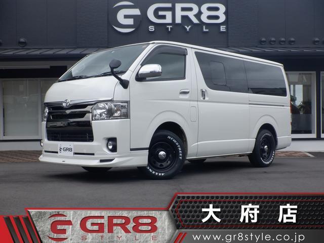 トヨタ スーパーGL Dプライム SD地デジナビ ETC スマート