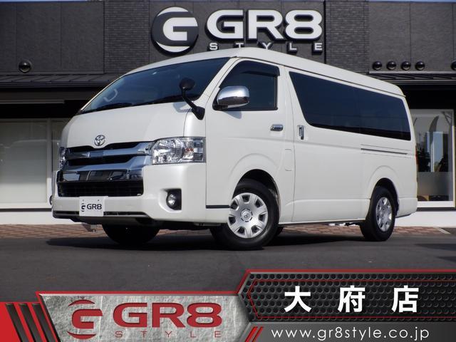 トヨタ ロングスーパーGL SD地デジナビ/バックモニター/ビルトインETC/トヨタセーフティセンス/スマートキー/LEDヘッドライト/Wエアバック/AC100V電源/2.8リッターディーゼルターボ/6速AT