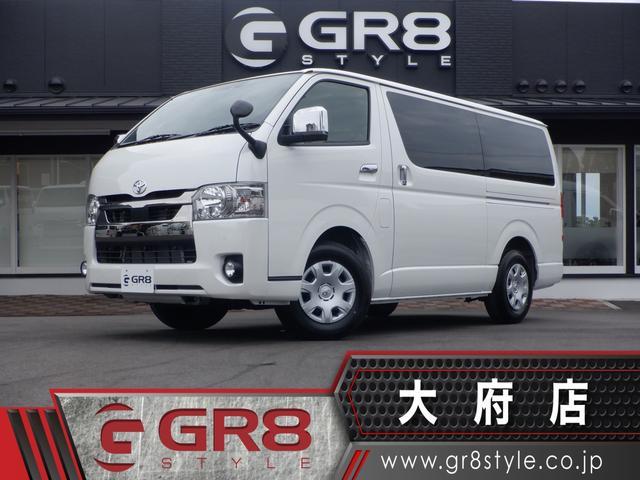 トヨタ スーパーGL ダークプライムII 新車未登録/6型/4WD/デジタルインナーM/パノラミックビューM/セーフティセンス/LEDヘッドライト/両側パワースライドドア/スマートキー/AC100V