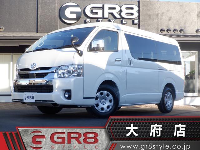トヨタ GL 新車未登録/SD地デジナビ/ETC/6型/3列シート/デジタルインナーM/パノラミックビューM/セーフティセンス/LEDヘッドライト/パワースライドドア/スマートキー/AC100V/10人乗り