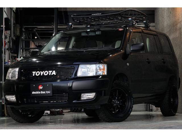 トヨタ TX 4席パワーウインドウ/リフトアップ/70エンブレム/THULEルーフラック/社外AW/MTタイヤ
