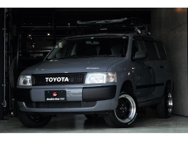 トヨタ F エクストラパッケージリミテッド 4WD 全席パワーウインドウ ハイグレードシート リフトアップ 社外AW ATタイヤ