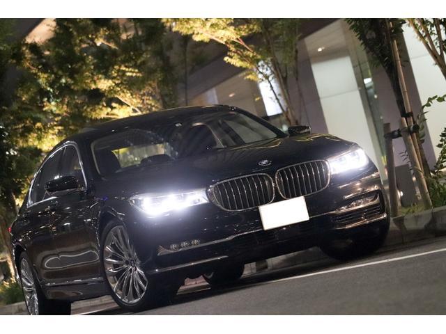 BMW 750Li/右H/法人車両/フルオプション/ ワンオーナー