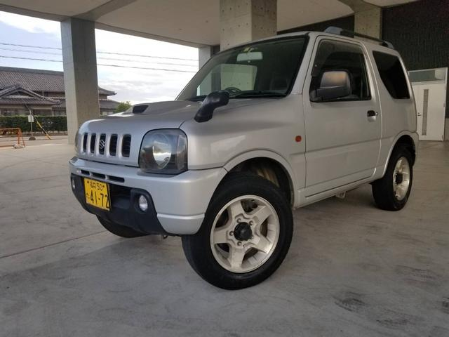 スズキ XC 4WD PW キーレス PS