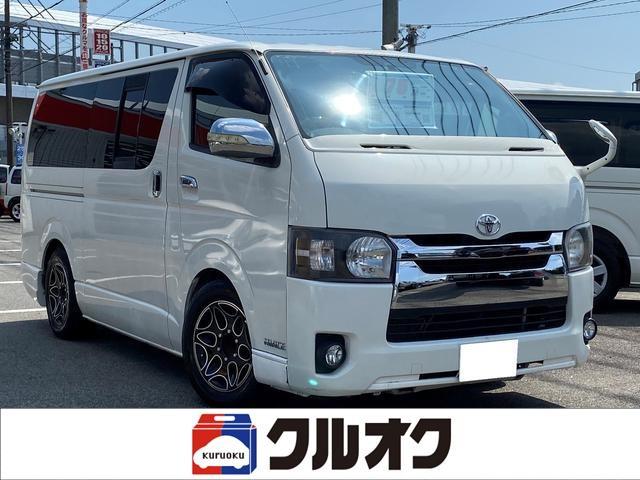 トヨタ ロングDX スーパーGL仕様4型フェイス ベッドKIT ナビ