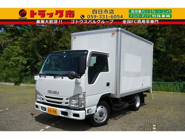 いすゞ エルフトラック フルフラットロー 1.5t積載 4WD パネルバン スムーサーATバックカメラ・バックカメラモニター キーレスキー 荷台内寸355/181/190  荷台高87