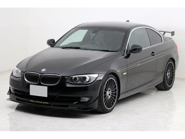 BMWアルピナ B3 世界限定99台 B3クーペ デジタルスピード GruppeM