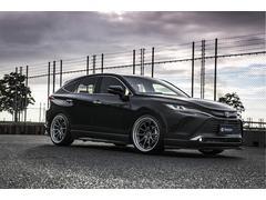 ハリアーS KRUISEエアロコンプリートカー VERZ20インチAW BLITZ車高調 ディスプレイオーディオ KUHLオリジナルフロアマット 国産FALKENタイヤ