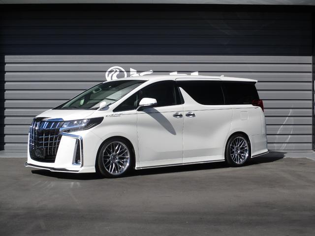 トヨタ 2.5S Cパッケージ KUHL 30A-RSエアロキット VERZ20インチAW BLITZ車高調 ALPINE BIG-X11インチナビ&フリップダウンモニター ETC デジタルインナーミラー ドラレコ フロアマット