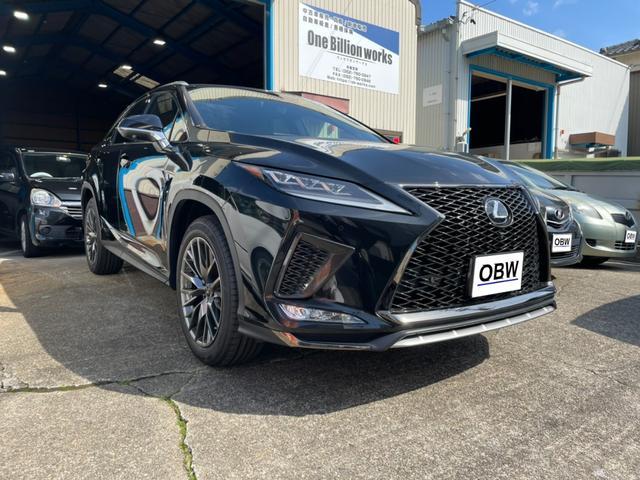 RX(レクサス) RX300 Fスポーツ 中古車画像