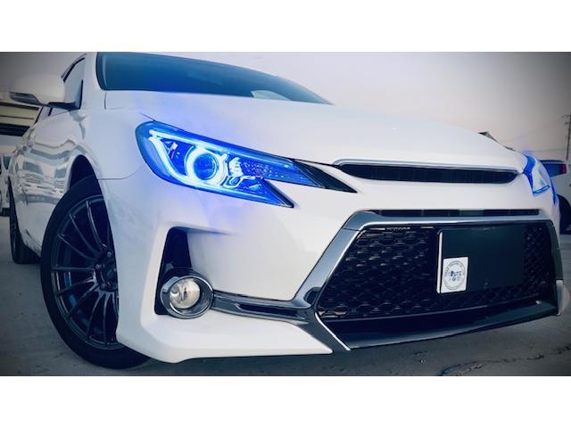 トヨタ マークX  250G リラックスセレクション Gs 仕様