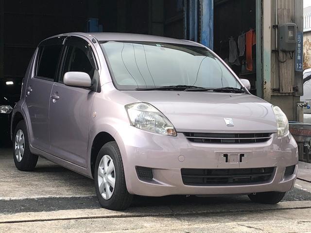 トヨタ パッソ X イロドリ キーレス 電動格納ミラー ETC
