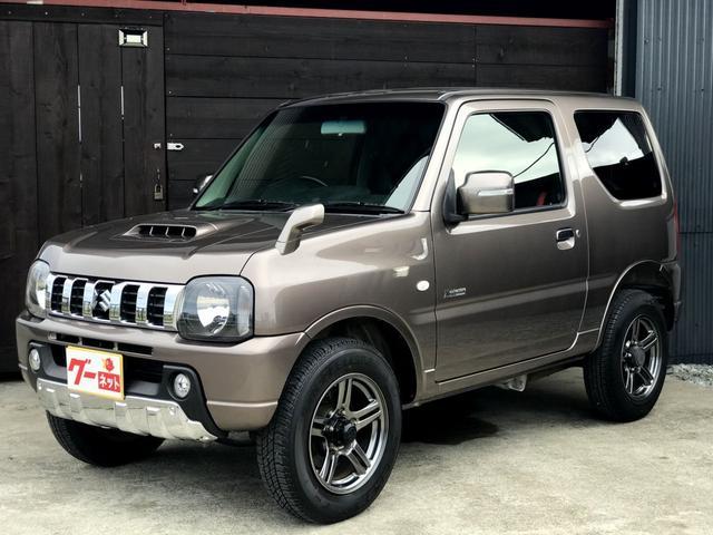 スズキ クロスアドベンチャー サロモン特別仕様車 9型 4WD 5MT シートヒーター キーレス 記録簿 禁煙車