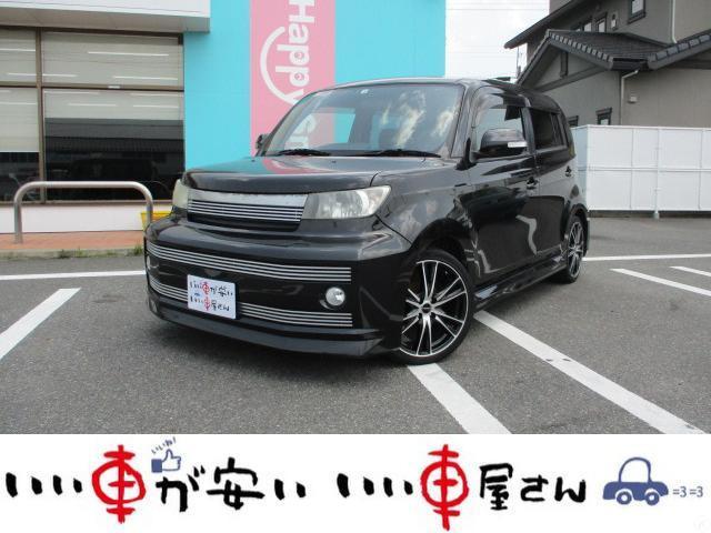 トヨタ bB  禁煙 HDD ETC スマートキー 取扱説明書
