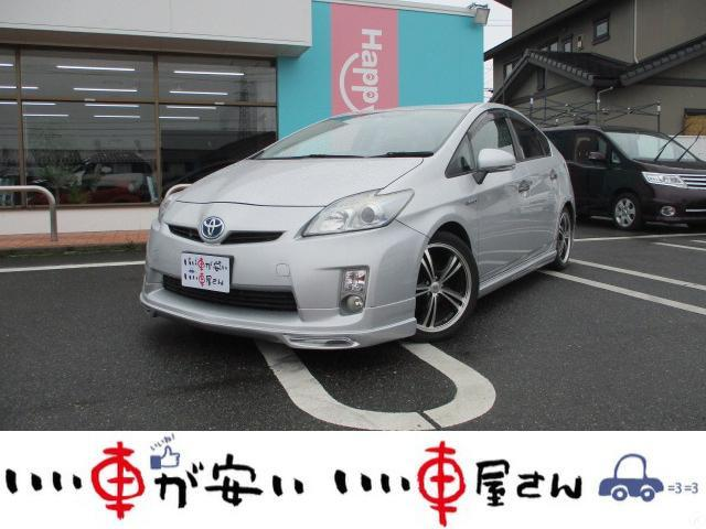 トヨタ S 禁煙車 SDナビ ワンセグ Bカメ 社外エアロ スマートキー
