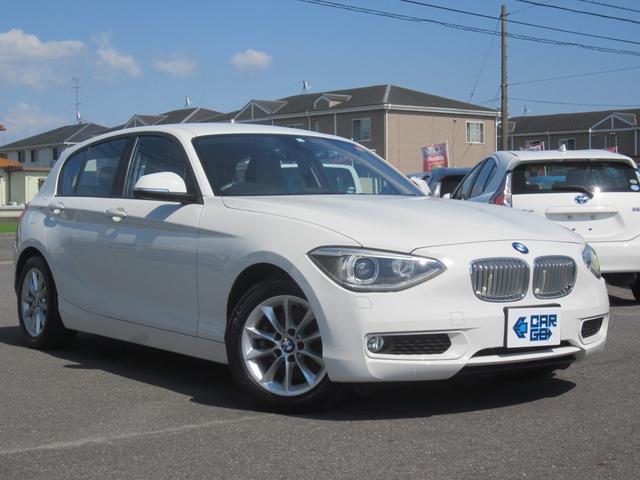 BMW 116i アイドリングストップ キーレス MTモード付AT