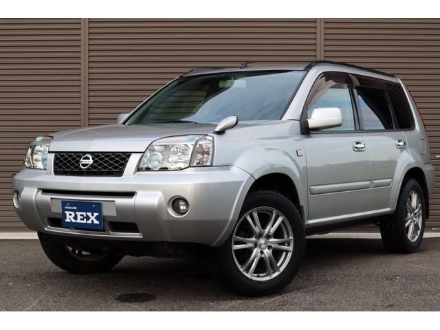 X 4WD 社外ナビ・TV ETC カプロンシート シートヒーター HID フォグランプ
