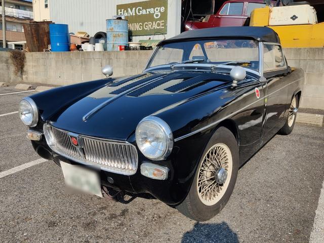 ミゼット(MG) MK−I 中古車画像