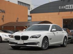 BMW750i  左ハンドル ワンオーナー