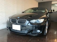 BMW335iカブリオレ MスポーツPKG 1オーナー 記録簿あり