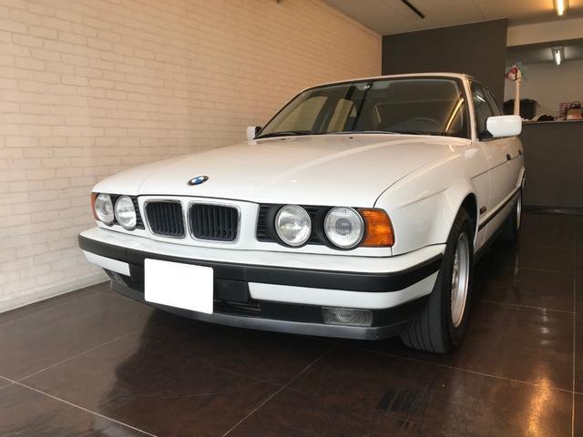 BMW 5シリーズ 525i 正規ディーラー車フルオリジナル 1オーナー 最終型