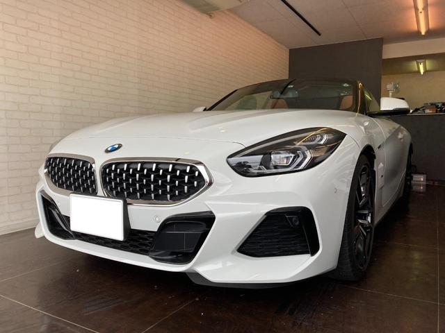 BMW sDrive20i Mスポーツ 幌オープン ベージュレザー ターボ Bluetooth インテリジェントパーソナルアシスタント
