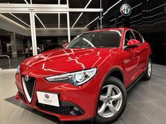 アルファロメオ ステルヴィオ2.2ターボディーゼル 新車保証継承 認定中古車保証1年付