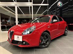 アルファロメオ ジュリエッタヴェローチェ 1オーナー タンレザー 認定中古車保証1年付帯