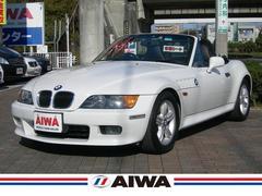 BMW Z3ロードスター2.2i 黒革シート 純正アルミ ETC キーレス CD