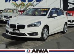 BMW218iアクティブツアラー コンフォートPK パーキングPK