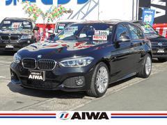 BMW118i Mスポーツ 新車保証付き 地デジTV バックカメラ
