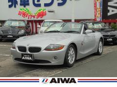 BMW Z42.5i オープン 純正ナビ パワーシート