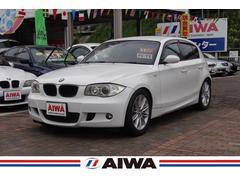 BMW118i Mスポーツパッケージ ナビ フルセグTV Bカメラ