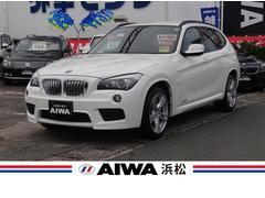 BMW X1sDrive 18i Mスポーツパッケージ 純正オーディオ