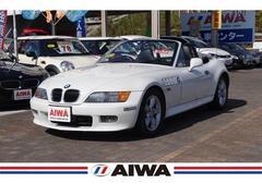 BMW Z3ロードスター2.2i 禁煙車 オープン CDオーディオ ETC キーレス
