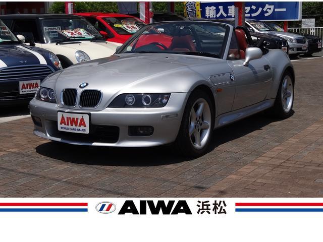 BMW 2.0 ロードスター 禁煙車 ナビ Bカメラ レザーシート