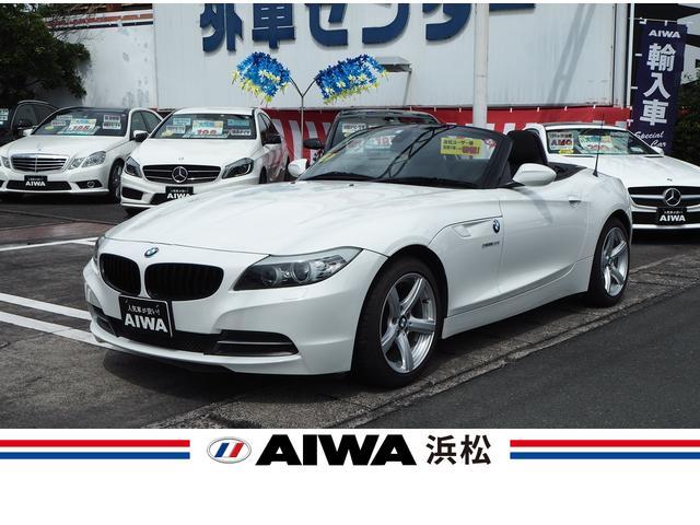 BMW sDrive20i 電動オープン 禁煙車 純正ナビ
