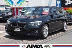 BMW118i Mスポーツ 赤革シート ワンオーナー 禁煙車